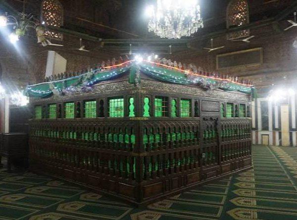Wafatnya Sang Imam