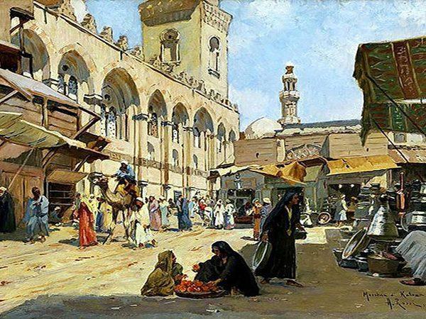 Istighfar Penjual Roti dan Sang Imam