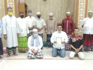Prosesi muallaf di masjid Al Ikhlas